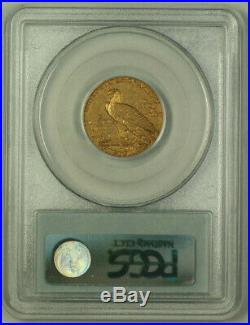 1911 Indian Gold half eagle $5 Coin PCGS XF-45 Rive d'Or Collection (JAB)