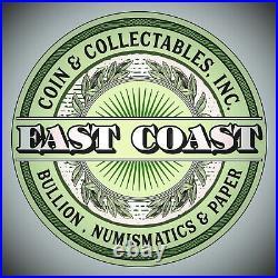 1920 Mexico Gold 5 Cinco Peso. 1339 oz #1 East Coast Coin & Collectables, Inc