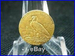 1928 $2.5 Indian Head Quarter Eagle #1 East Coast Coin & Collectables, Inc