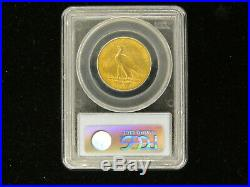 1932 Indian $10 Gold Coin Rive d'Or Collection PCGS MS 62 Z549