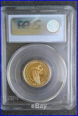 1986-W $5 Statue of Liberty Gold Commemorative PCGS PR69DCAM US Vault Collection
