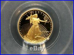 1990 P $5 Proof Gold Eagle PCGS PR69 DCAM East Coast Coin & Collectables, Inc