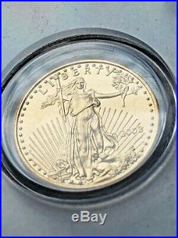 2008 $5 Gold Eagle 1/10 oz Coin BU NICE Collectible & Investment