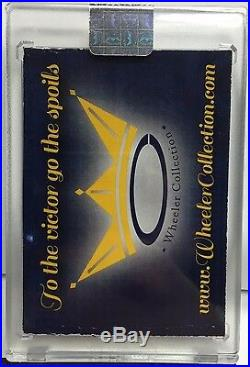 2015 Wheeler Collection Legends & Treasures Canadian Maple Leaf GOLD Coin 1 gram