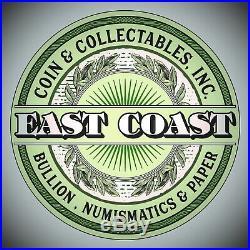2016 W Gold Standing Liberty Quarter Box & COA East Coast Coin & Collectables