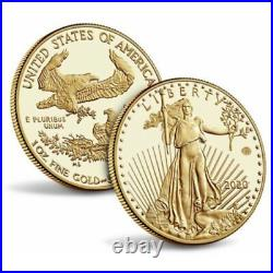 2020 End of World War II 75th Anniversary American Eagle Gold Proof Coin