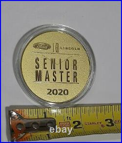 2020 Ford Shelby GT500/Senior Master Collector Coin Rare New