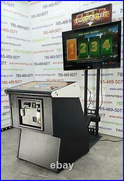 2021 Golden Tee by I. T. COIN-OP Arcade Video Game