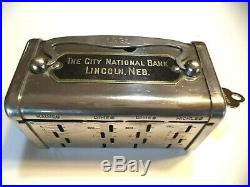 Bankers Service $5.00 Gold Coin City National Bank Lincoln, Neb. 1/ Key # 1291