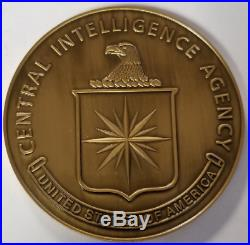 CIA Central Intelligence Agency SIG Strategic Interdiction Group Gold 3 Coin
