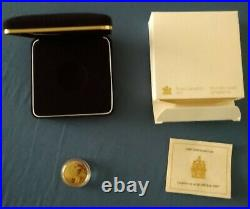 Canada Collection of 23 $100 Proof Gold Coins from 1981-2003 as Issued by RCM