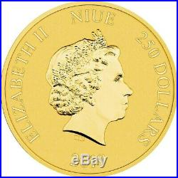 D23 Expo 2019 LION KING 1oz gold coin Niue 250 dollars Limited Edition 250