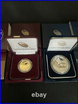 End of World War II 75th Anniversary 24-Karat Gold Coin & Silver Medal UNOPENED