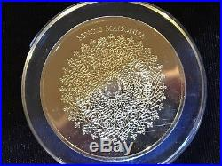 FRANKLIN MINT 24K GOLD ELECTROPLATE ON STERLING SILVER 50 COINS about 2 oz each