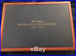 Franklin Mint Presidential Gold Coin Collection FREE SHIPPING