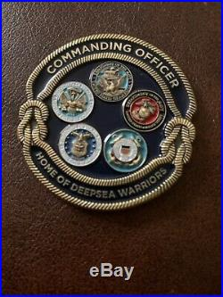 Gold Coin Naval Diving And Salvage Commanding Officer Home Of Deep sea Warriors