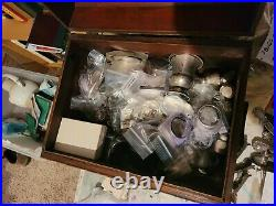 Gold, Silver, Coins! Treasure Lot! Jewelry! Antiques! More added! See descrip