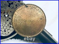 Golden Gate Bridge Suspender Cable Strands of History Original Sir Drake Coin
