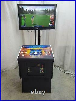 Golden Tee 2015 LIVE by Incredible Tech COIN-OP Arcade Video Game