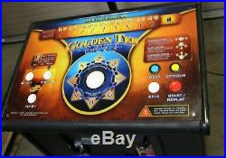 Golden Tee LIVE 2018 coin operated arcade amusement game in good condition
