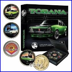 Holden Torana Enamel Penny Collection