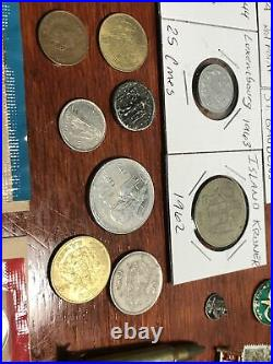 Junk Drawer Sterling Silver, Gold, Coins, Cards and Collectibles lot