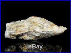 Large Native Gold Crystalline Specimen Homestake Mine Nugget dredge sluice coin
