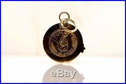 Lewis & Clark Exposition 1905 Gold $1 Dollar Coin Louisiana Purchase 90%. 900