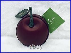 NWT Kate Spade Cherry Coin Purse Ma Cherie Cake Collection Zip RARE NOVELTY