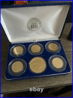 National Collection Gold Coins