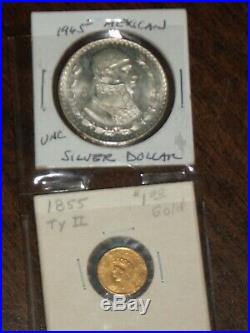 No junk drawer. Coin Lot. Gold. Silver. Collectables