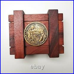 Peter McKinnon Kraken V2 Coin Petes Pirate Life Limited Edition Rare Sold Out