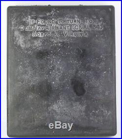 RARE SEALED WW2 United States MILITARY Escape & Evasion Kits Gold Coin Set 907