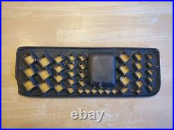 Rare Original Staats Cast Iron Money Banking Coin Gold Silver Changer Tray