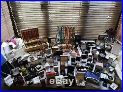 Rare watches & jewellery GOLD collectables job lot silver coin diamond antiques