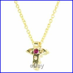 Roberto Coin Baby Cross Pendant from Tiny Treasures Collection 001883AYCHX0