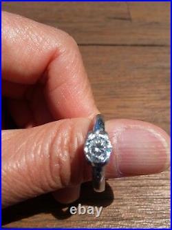 Roberto Coin Cento Collection Diamond Ring. 76CT G SI1