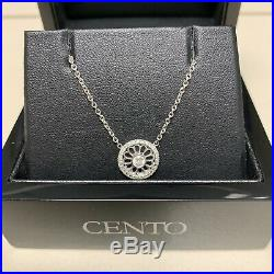 Roberto Coin Cento Collection Mini Rosette Pendant100% Authentic! Gorgeous