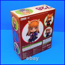 Spice and Wolf Holo Figure Nendoroid 728 Good Smile Company + Gold Lumione Coin