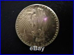 St. Gaudens U. S. Gold Collectible Coin 1926