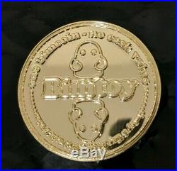 TINY GHOST BIMTOY Bimcoin Gold Coin! Redeemable for exclusive Ghost