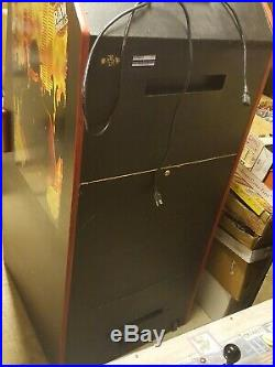 Target Terror Gold Video Arcade Game Coin Operated. Used. Not Working