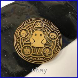 Tiny Ghost Antique Gold Coin RARE and RANDOM Bimcoin Bimtoy