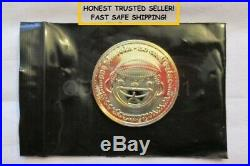 Tiny Ghost Bimtoy Bimcoin Gold Coin! Super Rare! Trusted Seller! Safe Shipping