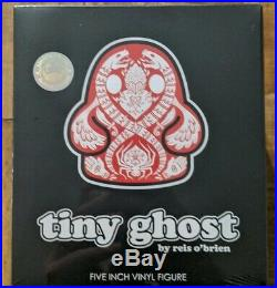 Tiny Ghost Bimtoy Sinners And Saints Bimcoin Gold Coin 5 Reis O Brien