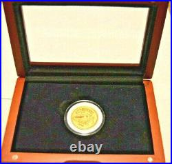 Trump Train. 9999 PURE GOLD 1oz Coin Round Limited Edition #8 out of 45 total