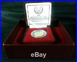 UNIQUE! Triton Collection Coins, Gold, Silver, 2 CuNi, 2004 Cyprus to EURUSSIA UK