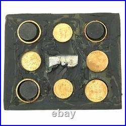 WW2 Atlantic Escape and Evasion Gold Coin Barter Kit