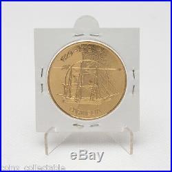 Western Australia Anniversary 1oz. 9999 Fine Gold Coin Matthey Garrett (Johnson)