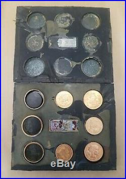 Ww2 Us Military Escape & Evasion Kits Sealed Gold Coin Set Unopened